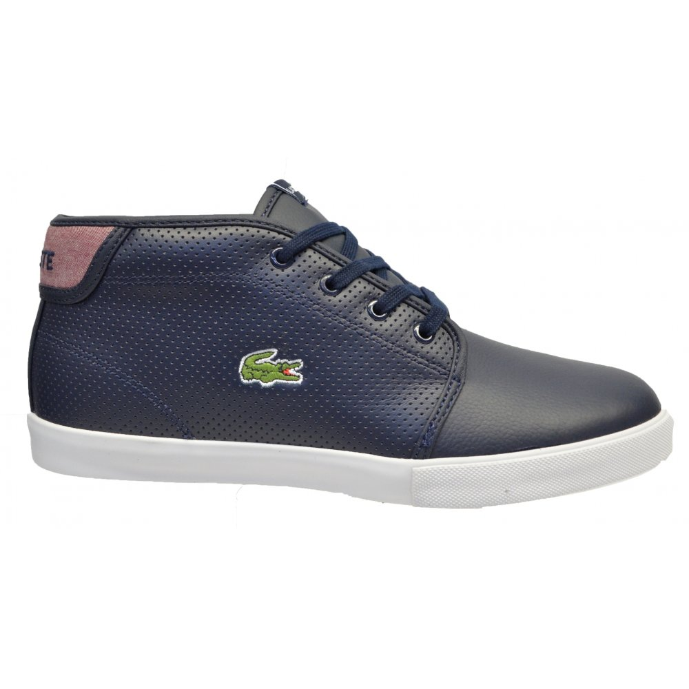 Lacoste Ampthill LIN SPM - Blue/Red