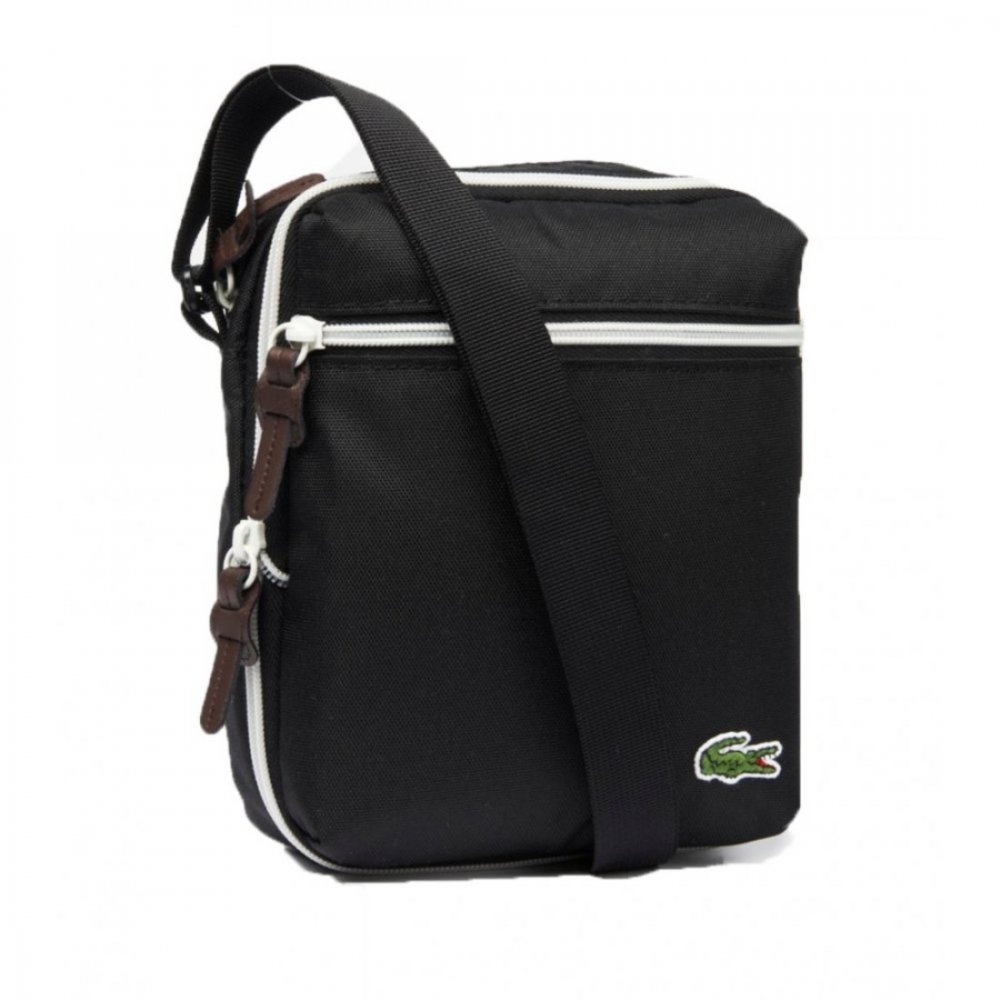 Bag Flat Medium Lacoste Gibbs From Crossover Bags nZSwgxHqR