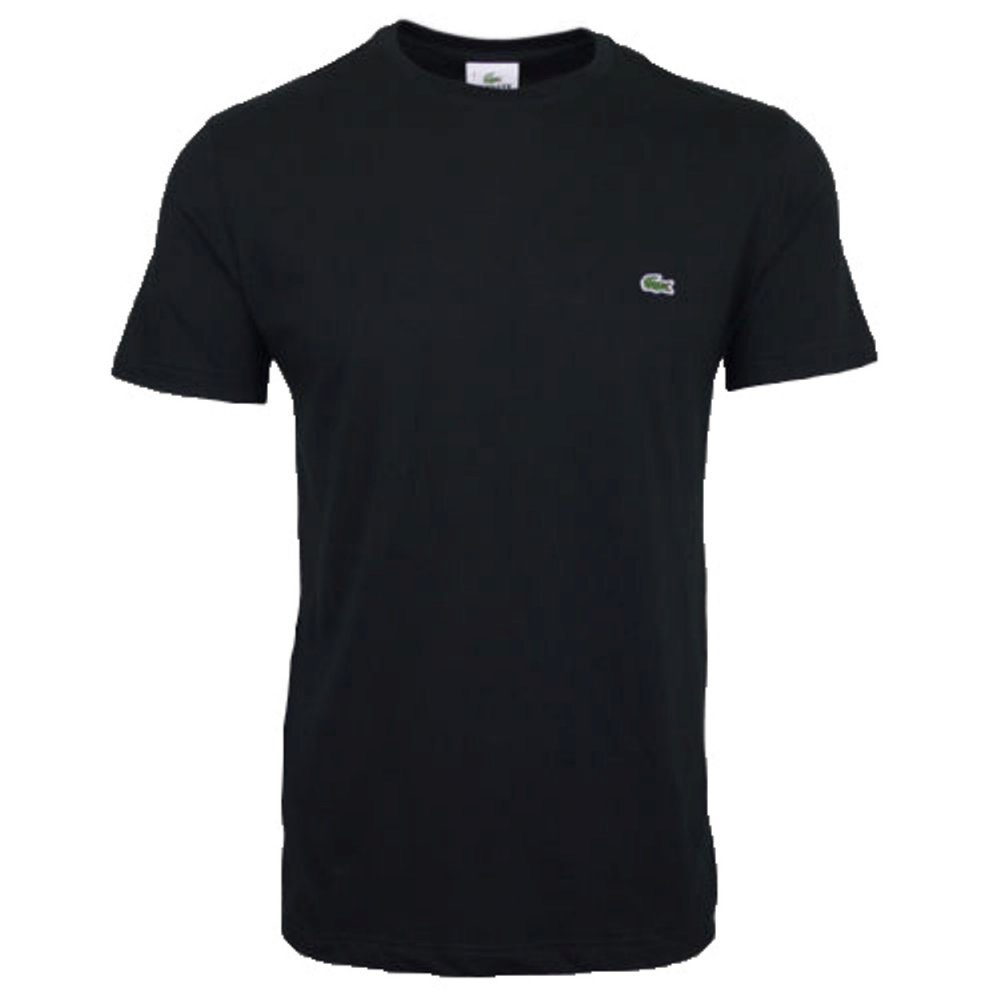 Lacoste Lacoste Crew Neck Th2038 031 Noir A7 Mens Short
