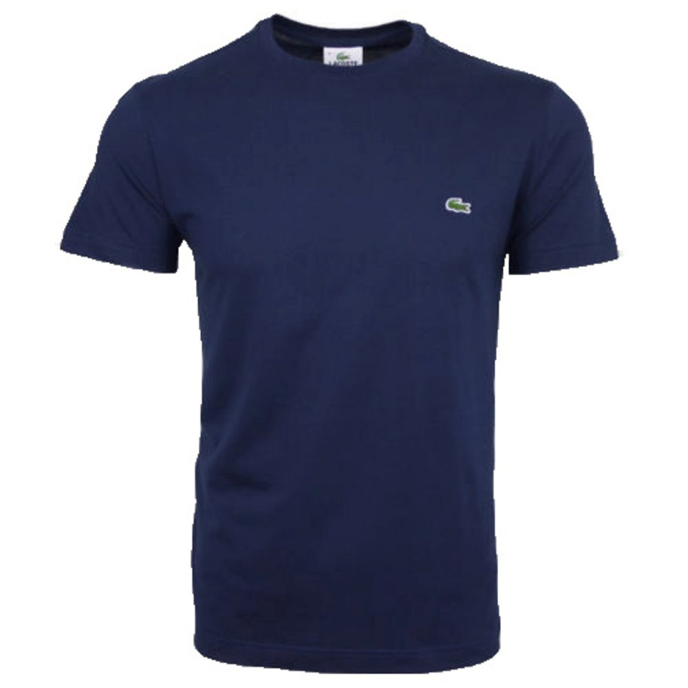 Lacoste Lacoste Crew Neck Th2038 166 Marine A7 Mens