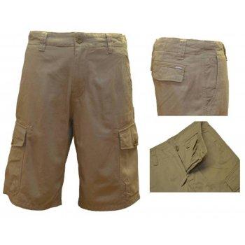 Lacoste FH8987-1UL Macaron (Khaki) (A12) Mens Cargo Shorts