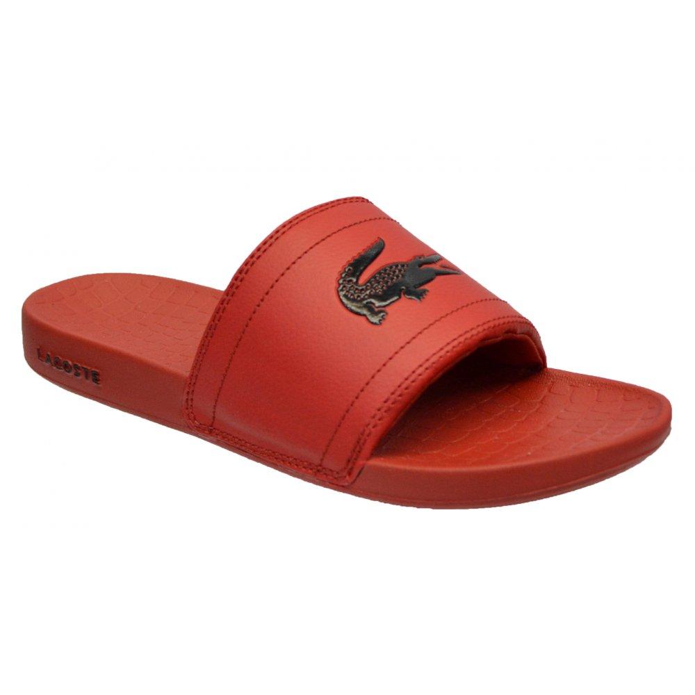 Us Sandal Fraisier Brd1 Red Blacku2Mens Lacoste Ybgyf76