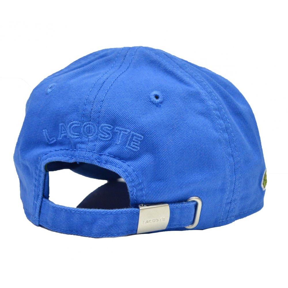81924eafcbd Lacoste Lacoste Gabardine Antilles   Blue RK9811-00W15 (CAB-1) Mens ...