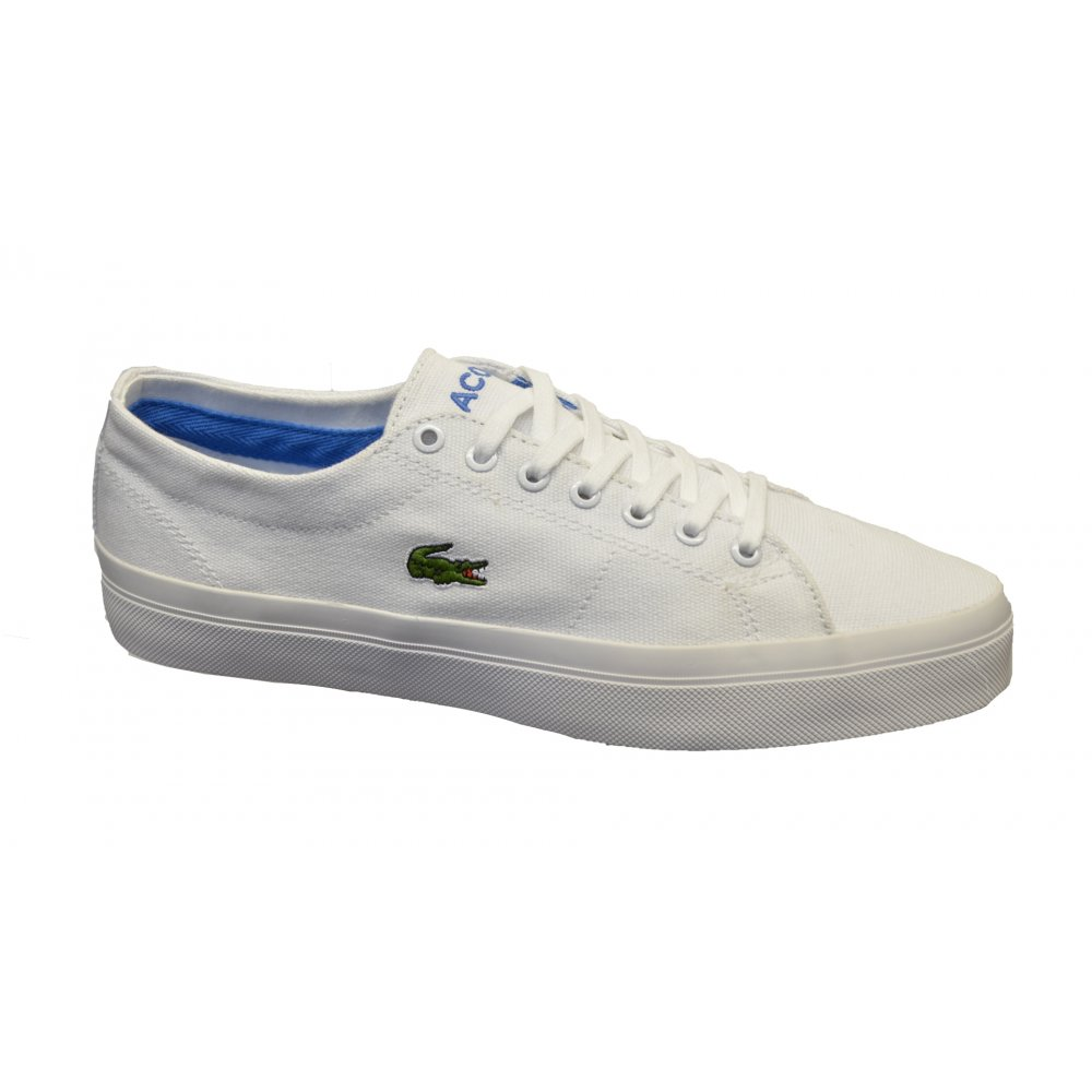 1a22f6c072efe Lacoste Marcel Chunky ABB2 SPM White   White (N91) Mens Trainers ...