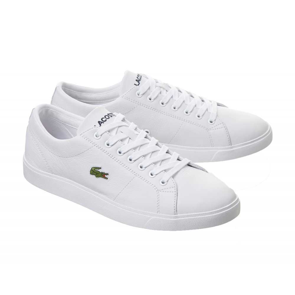 Buy Men Shoes / Lacoste Marcel Leather Trainers