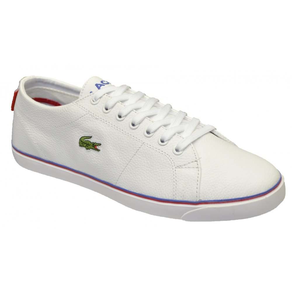 Lacoste Marcel TCL SPM White (OSF) Mens Trainers All Sizes ...