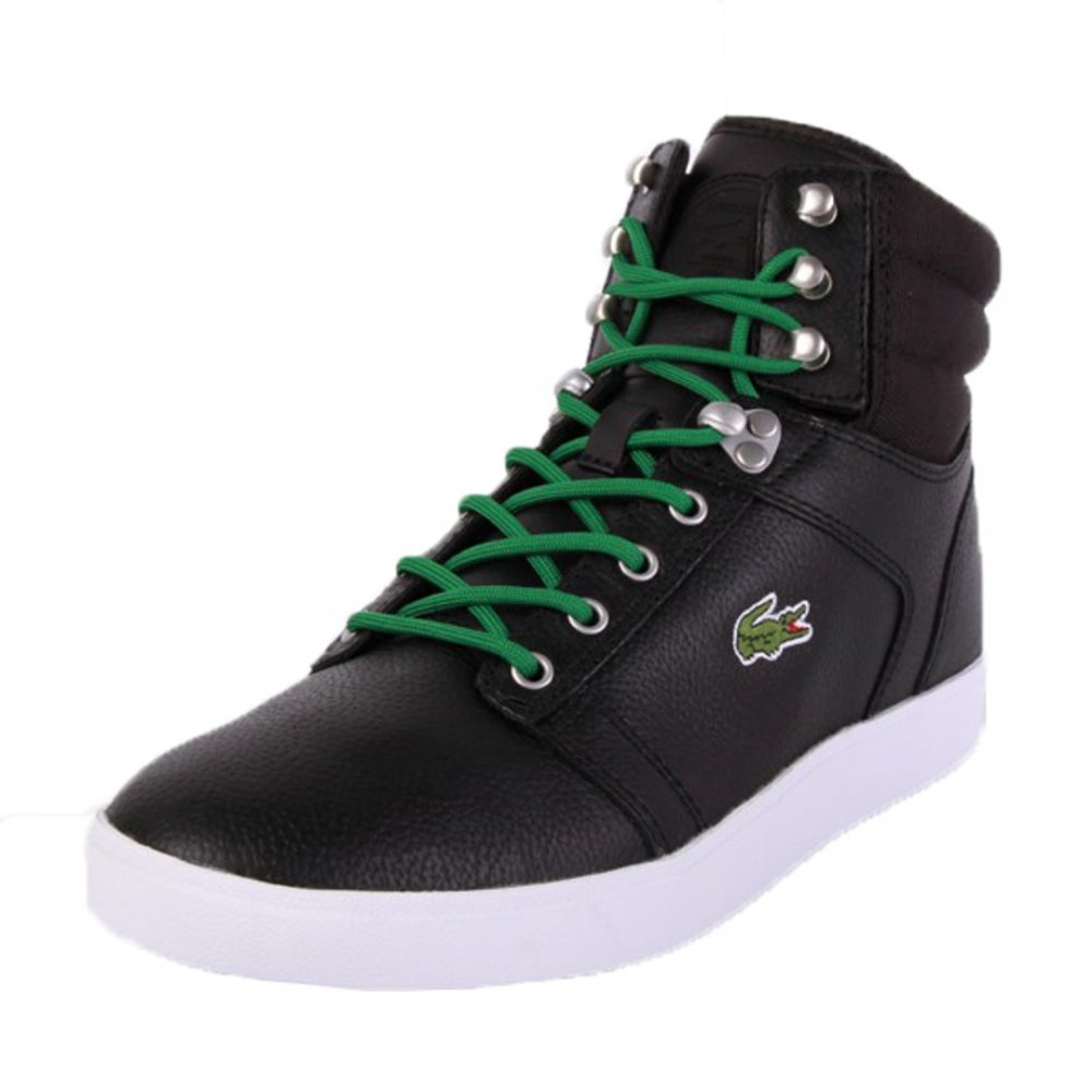 9dd113131 Lacoste High Top Sneakers Mens