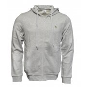 Lacoste Paladium Chine / Grey Hooded SH3206-B29 (B29) Mens Sweatshirt