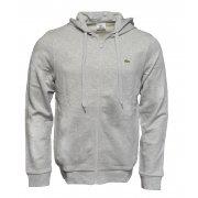 Lacoste Paladium Chine / Grey Hooded SH3206-B29 (B29) Mens Sweatshirt