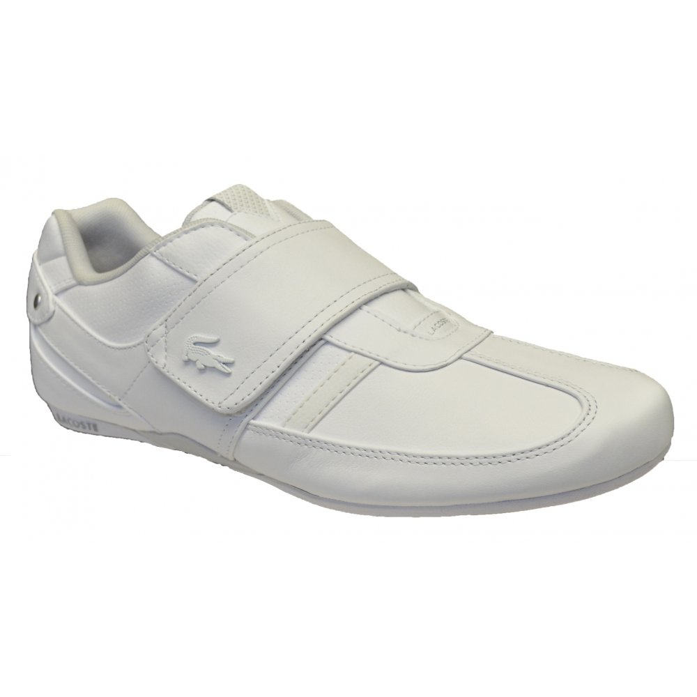 347ea6153329b8 Lacoste Protected PRM US SPM White (N84) 7-30SPM0045-21G Mens Trainers