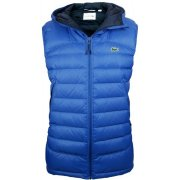 Lacoste Quilted Sleeveless Down Electrique BH1526-MR9 Mens Hoodies