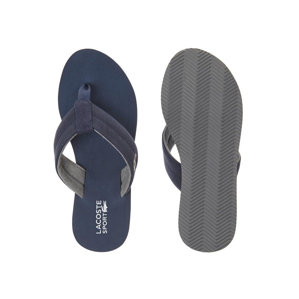 844fac450cd4 Lacoste Lacoste Randle FRS SPM Dark Blue (N52) Mens Flip Flop ...