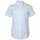 Lacoste Short Sleeve Light Blue (A15) CH8517-LP3 Mens Shirts