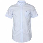 Lacoste Short Sleeve Light Blue (A15) CH8517-LP3 Mens Shirts