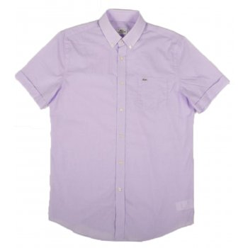 Lacoste Short Sleeve Navet (A15) CH8517-9XK Mens Shirts