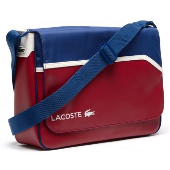Lacoste ULTIMUM Chili Papper (P30) NH086OUT-720 Airline / Messenger  Bag