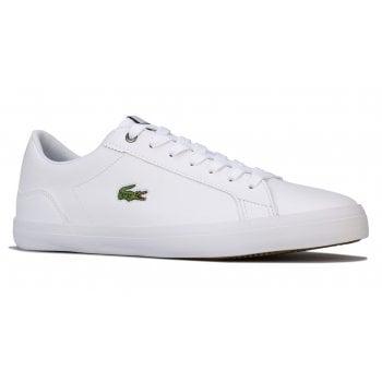 Lacoste Lerond 418 3 CMA White (Z8) 7-36CMA0099-001 Mens Trainers