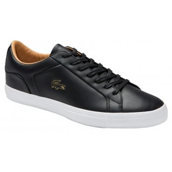 Lacoste Lerond Black/White (Z160) 7-40CMA0012 312 Mens Trainers