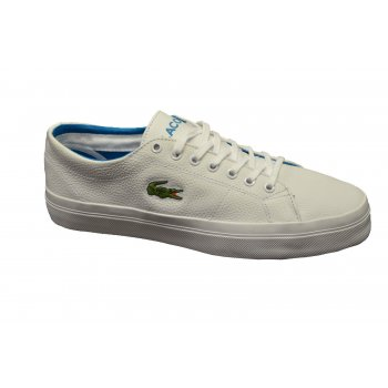 Lacoste Marcel Chunky USM Spm White (n61) Mens Trainers All Sizes