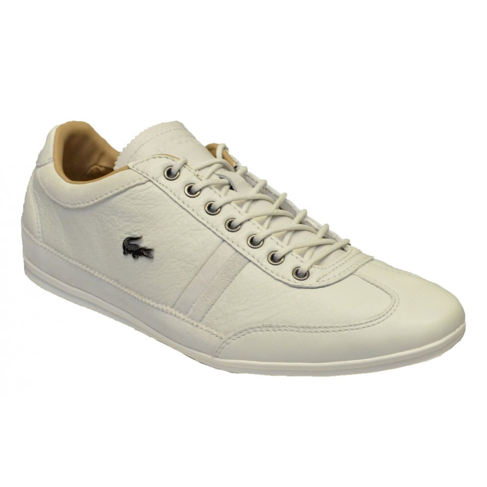Lacoste - Deals Misano 36 Trainer :  Cool Half-price promotion