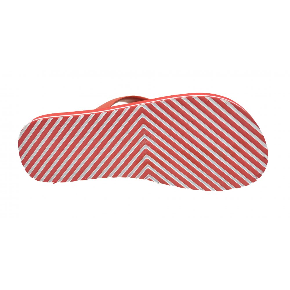 b1a81db72e139 Lacoste Lacoste Nosara LCR SPM Dark Red   White (U1) Mens Flip Flop ...