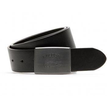 Lacoste RC1452-H02 Leather Black Mens Belts
