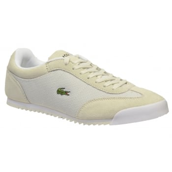 Lacoste Romeau 116 1 SPM Off White (E2) Mens Trainers