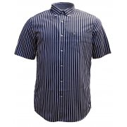 Lacoste Short Sleeve Penombre / White (A21) CH6023-E87 Mens Shirts