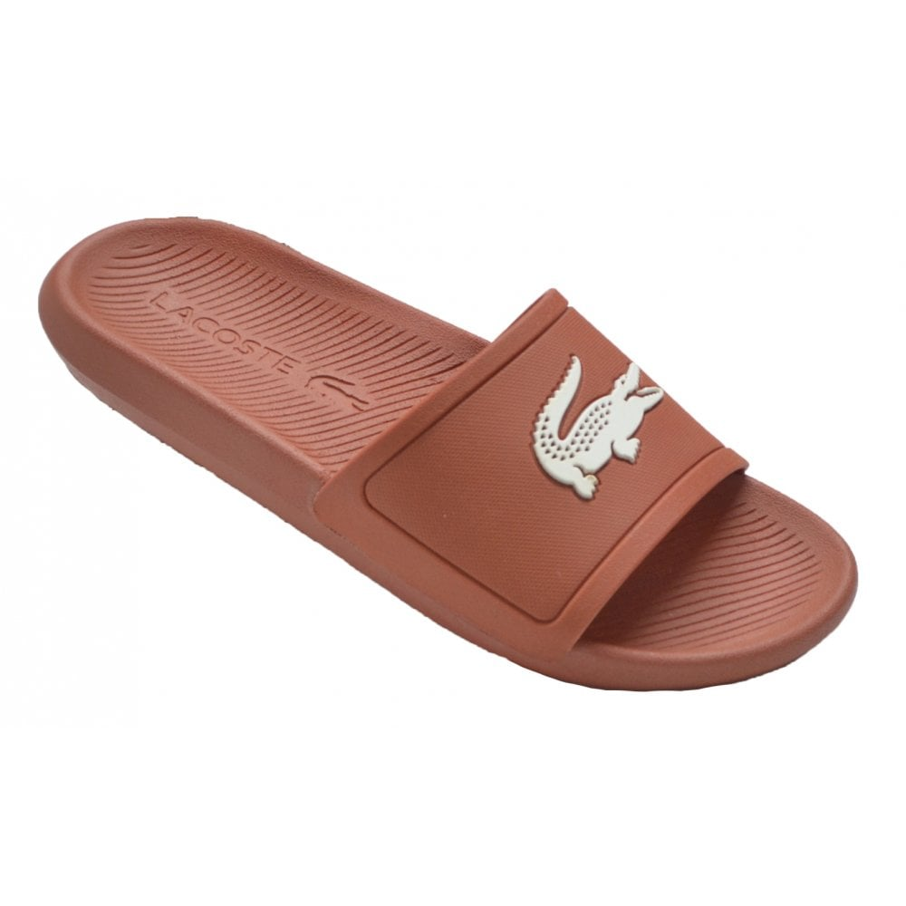 ab716ade7b9d Lacoste Lacoste Slide 219 1 CMA Red   Off White (U2) 7-37CMA0022262 ...