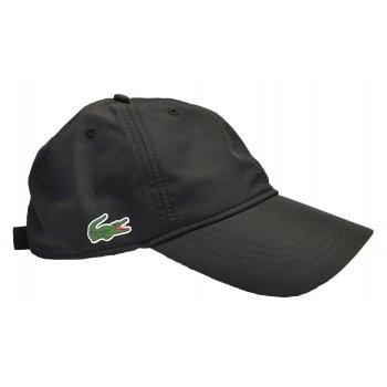 Lacoste Sport Black RK2447-031 (CAB-2) Mens Caps