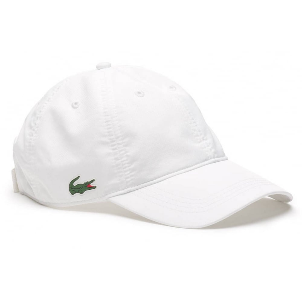 a801aacce17 Lacoste Lacoste Sport White RK2447-001 (B15) Mens Caps - Lacoste ...