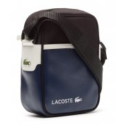 Lacoste Ultimum Peacoat Black / White (B60) NH0862UT-721 Camera / Man Bag
