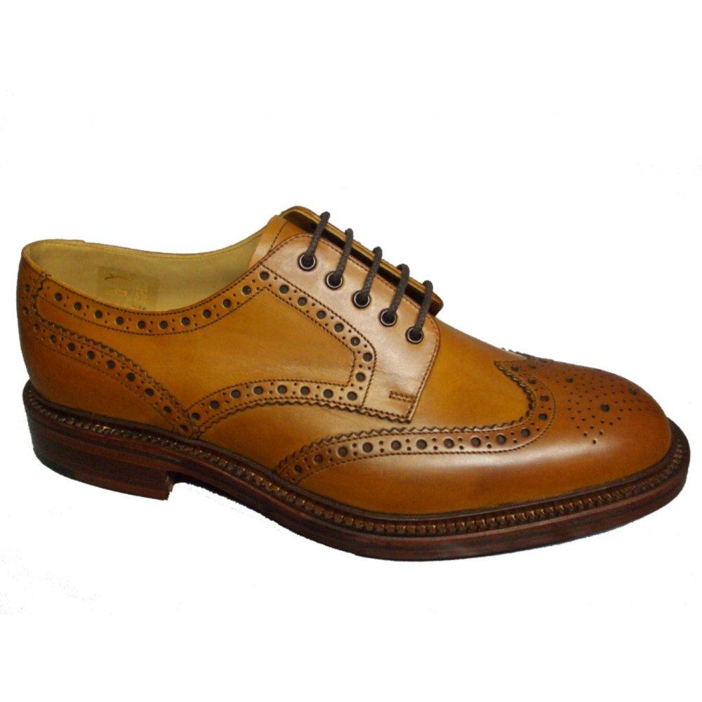 loake loake chester 2 brogue b14 mens shoes loake
