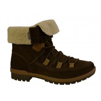 Merrell Emery Lace Dark Earth / Brown (G28) J48688 Womens Boots