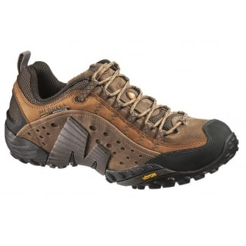 Merrell Intercept Moth Brown (SC1 / Z111) J73705 Mens Trainers