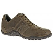 Merrell Sprint Blast Leather Gunsmoke (N22a) J553279 Mens Trainers