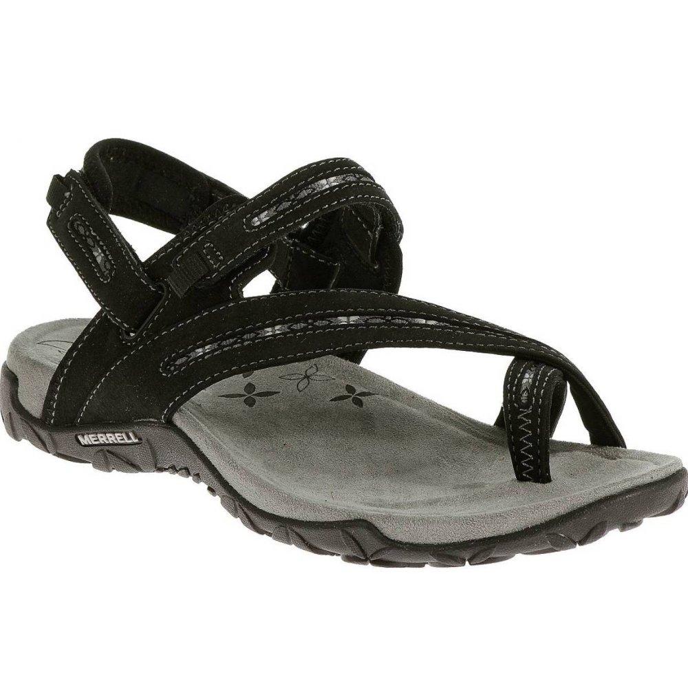 Merrell Terran Convertible Black (Z101) J21802 Ladies Sandal ...