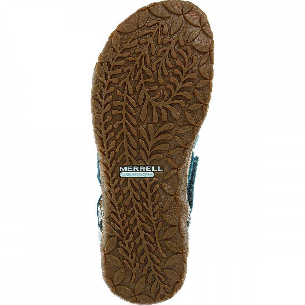 1f77e0691285 ... Merrell Terran Lattice Turquoise Blue (Z2) J22230 Ladies Sandal. ‹
