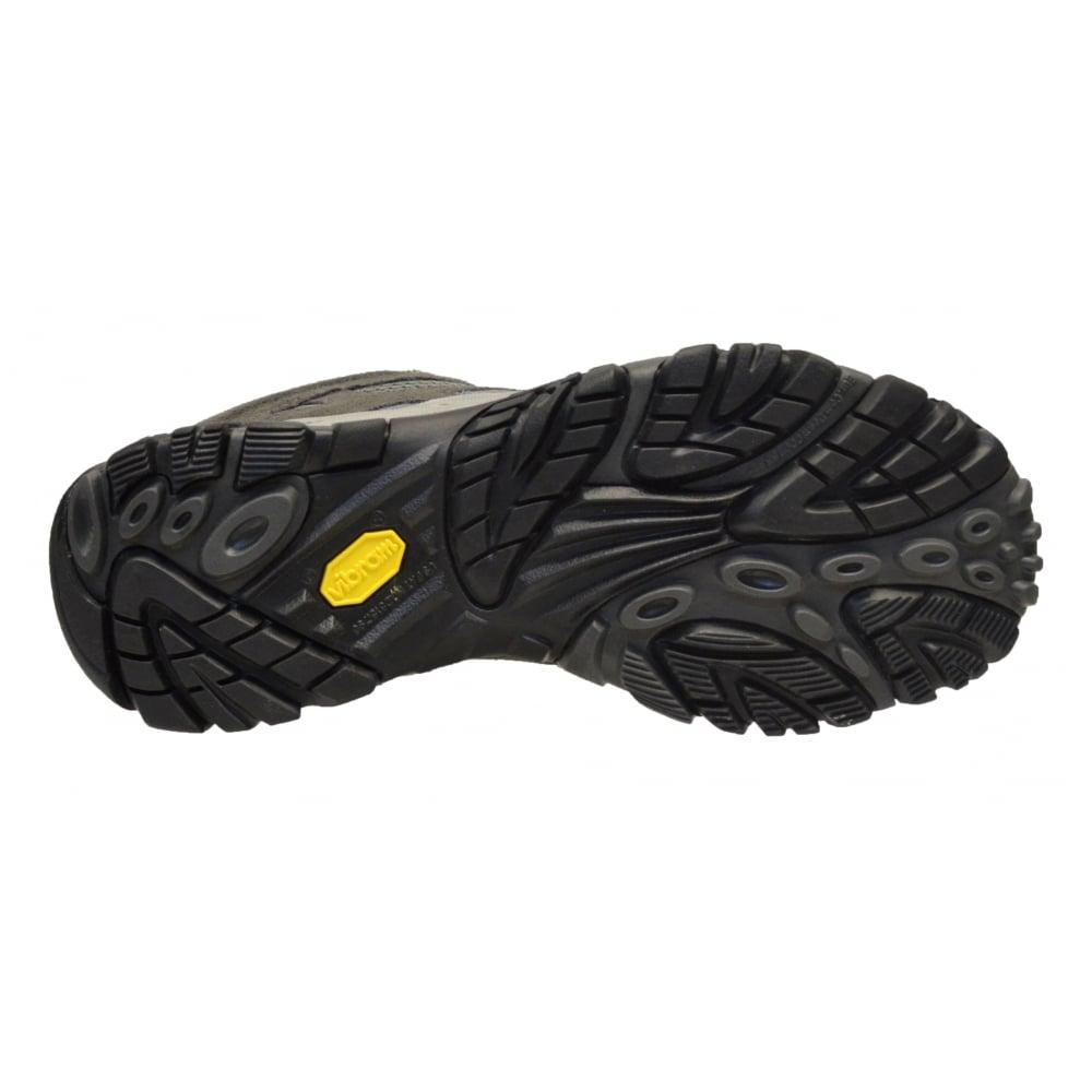Merrell Moab Ventilator Granite (Z150) J39187 Mens Trainers. ‹