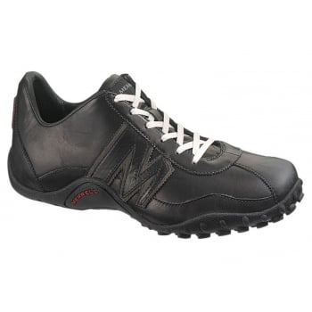 Merrell Sprint Blast Leather Black (K5) J39149 Mens Trainers