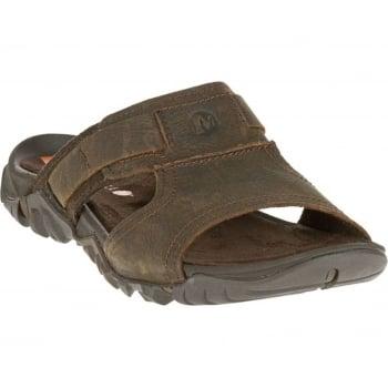 Merrell Telluride Slide Clay (C3) J71109 Mens Sandal