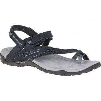 Merrell Terran Convert II Black (N40) J55366 Ladies Sandal