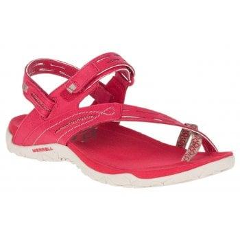 Merrell Terran Convert II Chili (N10) J001060 Ladies Sandal