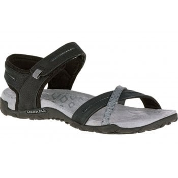 Merrell Terran Cross II Black (E1) J55306 Ladies Sandal