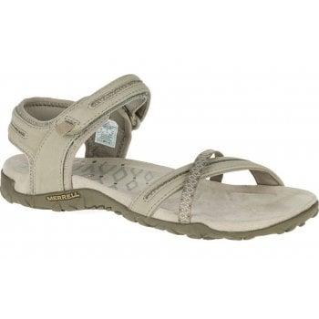 Merrell Terran Cross II Taupe (N6) J05970 Ladies Sandal