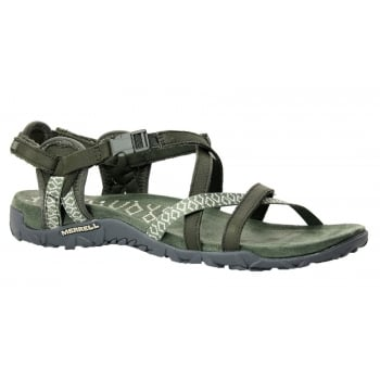 Merrell Terran Lattice Dusty Olive (N73) J98756 Ladies Sandal
