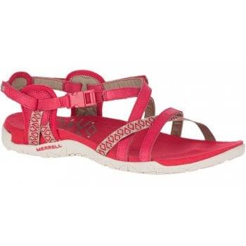 Merrell Terran Lattice II Chili (N71) J001054 Ladies Sandal
