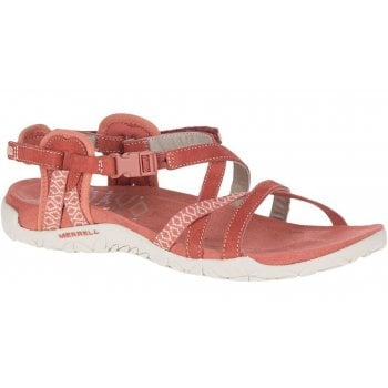 Merrell Terran Lattice II Redwood (N58) J90570 Ladies Sandal