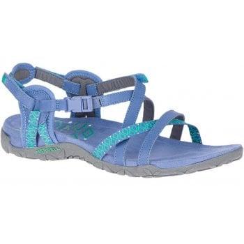 Merrell Terran Lattice II Thistle (B4) J001056 Ladies Sandal