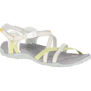 Merrell Terran Lattice II White (N108) J56518 Ladies Sandal
